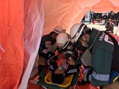 テロ対策多機関合同訓練