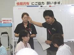 静岡県・掛川市総合防災訓練
