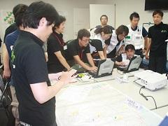 静岡県・南駿地域総合防災訓練