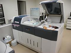 生化学自動分析装 JCA-BM6070