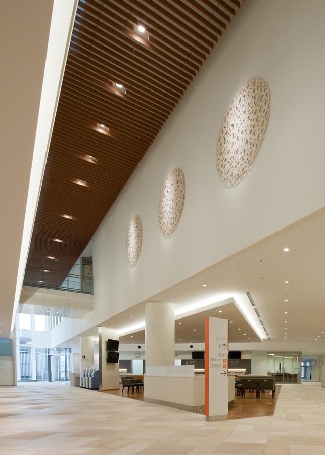 新しい・明るい・きれい 充実の施設設備