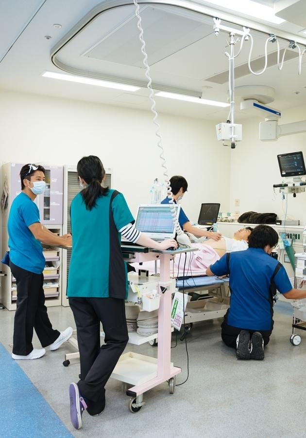 理想的なチーム医療を実践